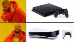 PS5 versus PS4 Hype