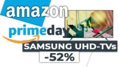 Amazon Prime Day Samsung UHD TV reduziert