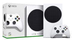 xbox series s konsole verpackung