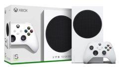 xbox series s konsole verpackung