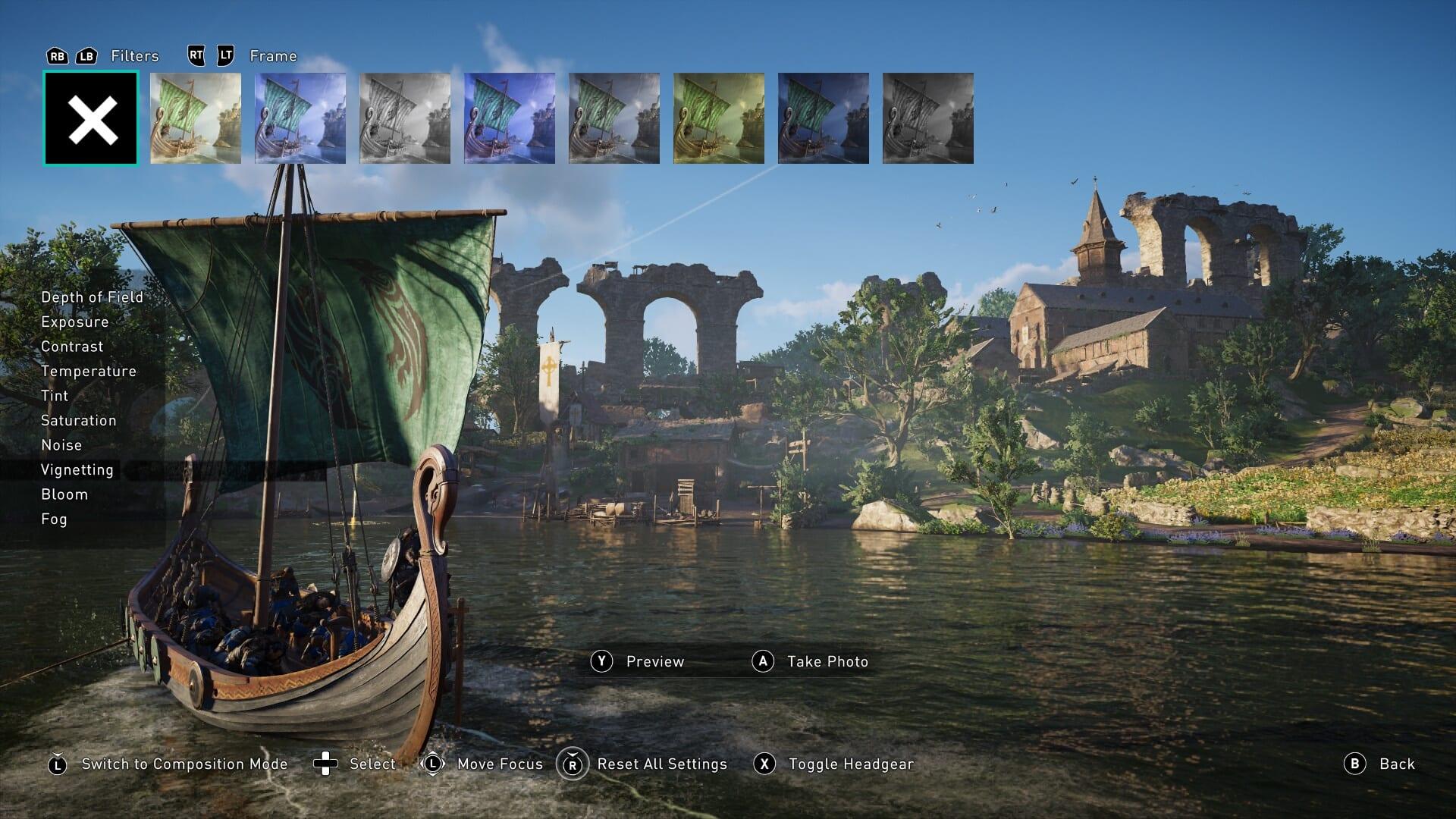 Assassin's Creed Valhalla Screenshots