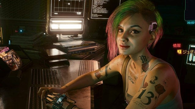 Cyberpunk 2077 Spielzeit Ende Credits