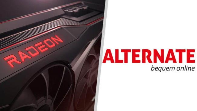 AMD Radeon RX 6000er-Serie Alternate