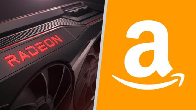 AMD Radeon RX 6000er-Serie Amazon