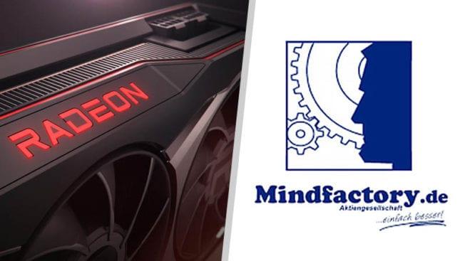 AMD Radeon RX 6000er-Serie Mindfactory