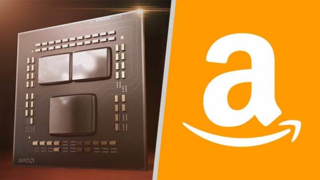 AMD Ryzen 5000 - Amazon vorbestellen