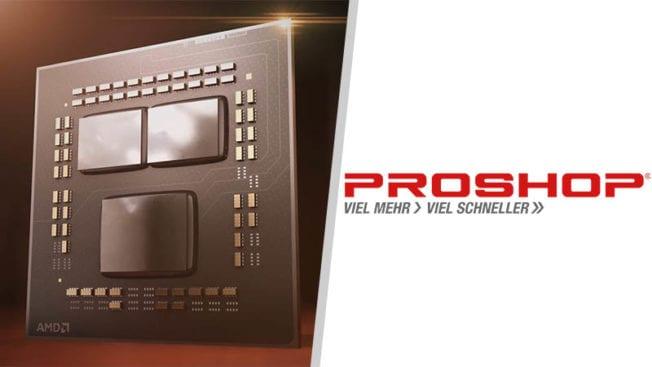 AMD Ryzen 5000 - Proshop vorbestellen