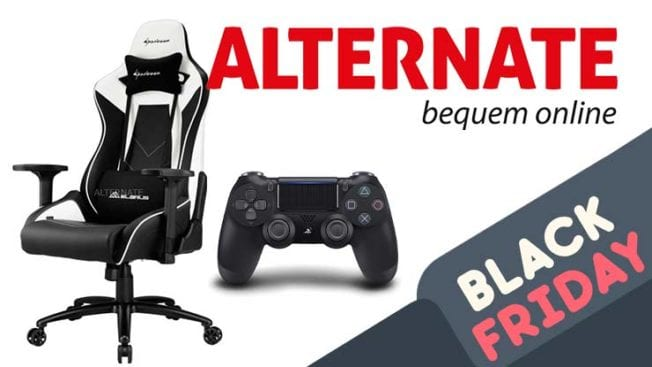 Black Week Deals bei Alternate