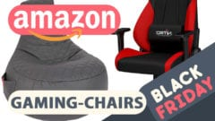 Amazon Black Friday günstige Gaming-Chairs