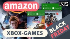 Amazon Black Friday preisreduzierte Xbox-Games