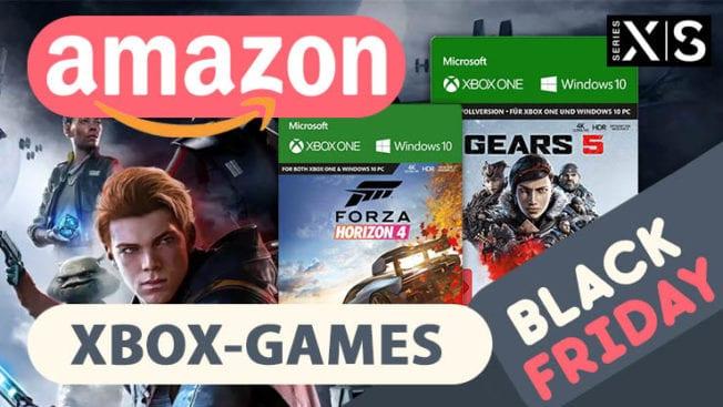 Amazon Black Friday preisreduzierte Xbox-Games