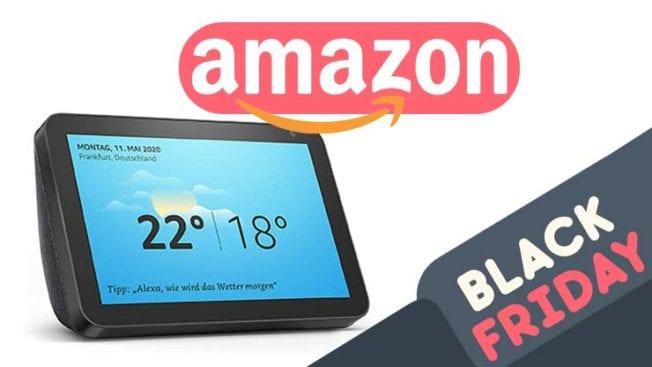 Amazon-Geräte im Angebot Black Friday