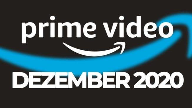 Amazon Prime Dezember 2020