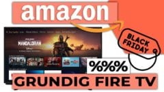Amazon Grund Fire TV Sale Angebot Black Friday