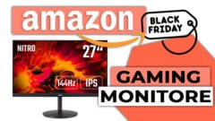 Amazon Gaming Monitor 144 Hz Asus