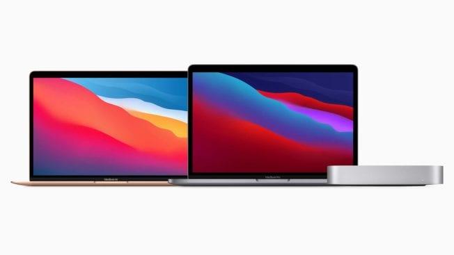 Neue MacBooks mit M1 Chip
