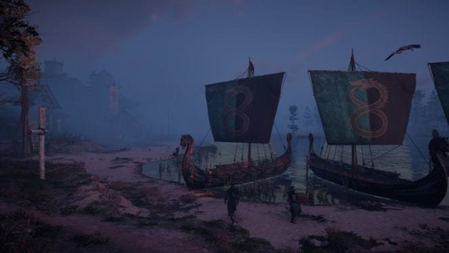 Assassins Creed Valhalla, Sigurd´s Strikes