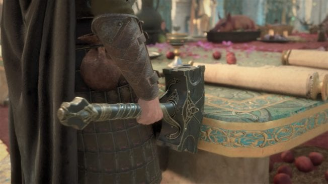Assassin's Creed Valhalla: Mjölnir erhalten