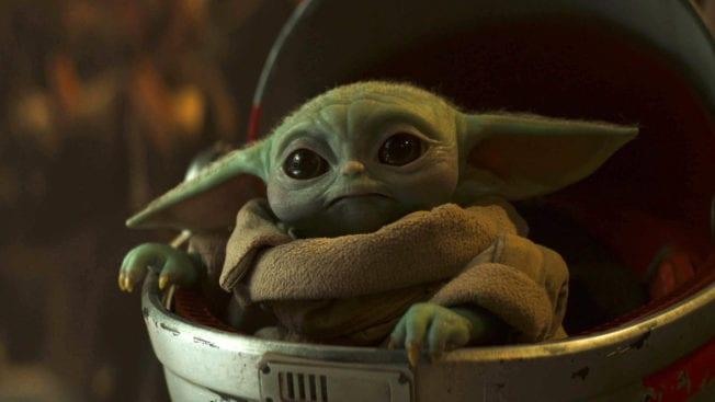 Baby Yoda - The Mandalorian Staffel 2