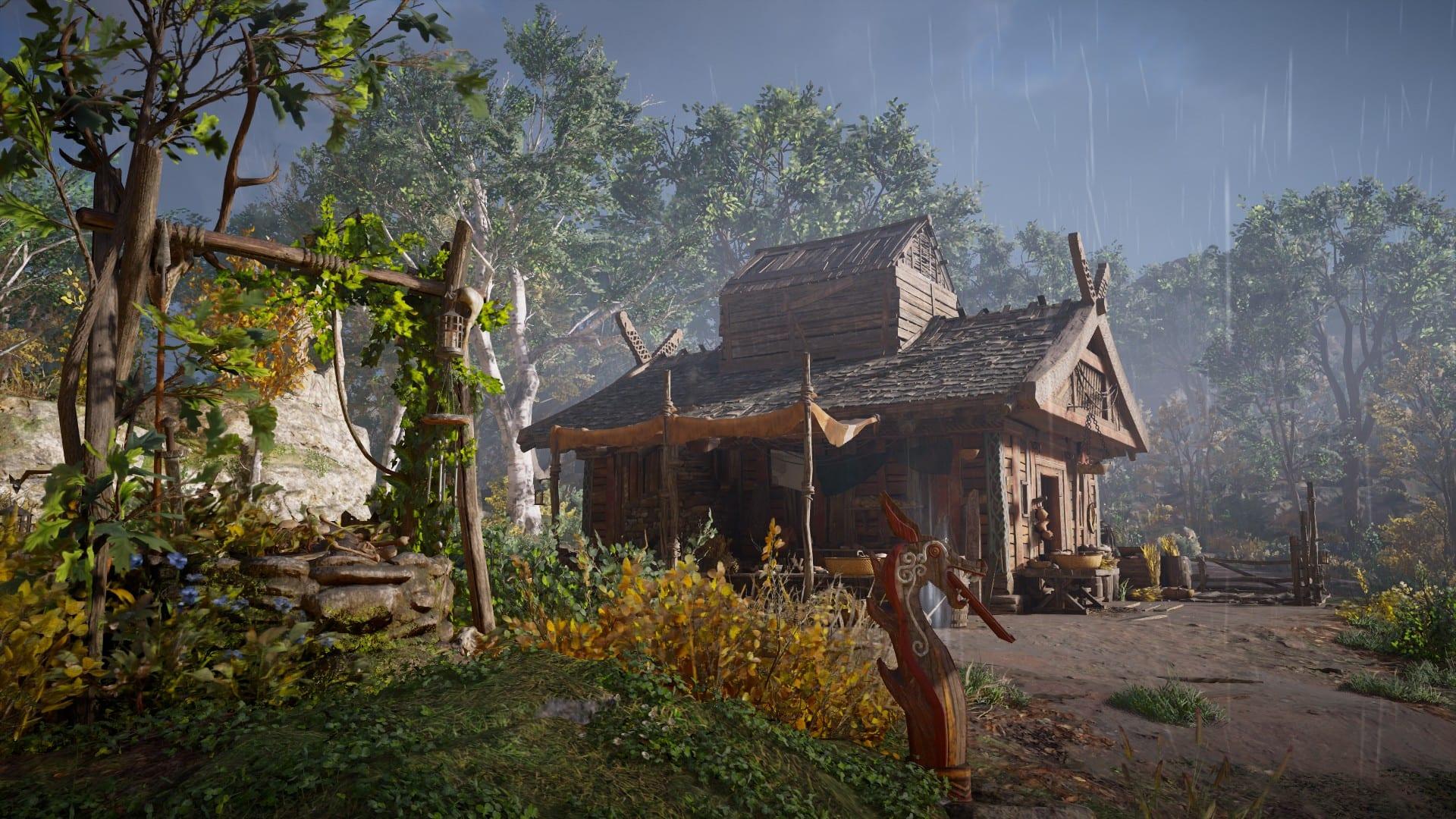 Assassin's Creed Valhalla - Bäckerei