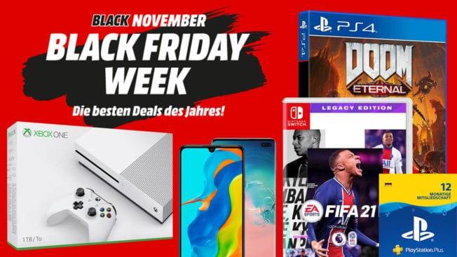 Black Friday Week bei MediaMarkt