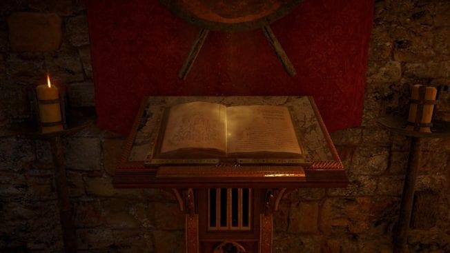 Bücher des Wissens in Valhalla