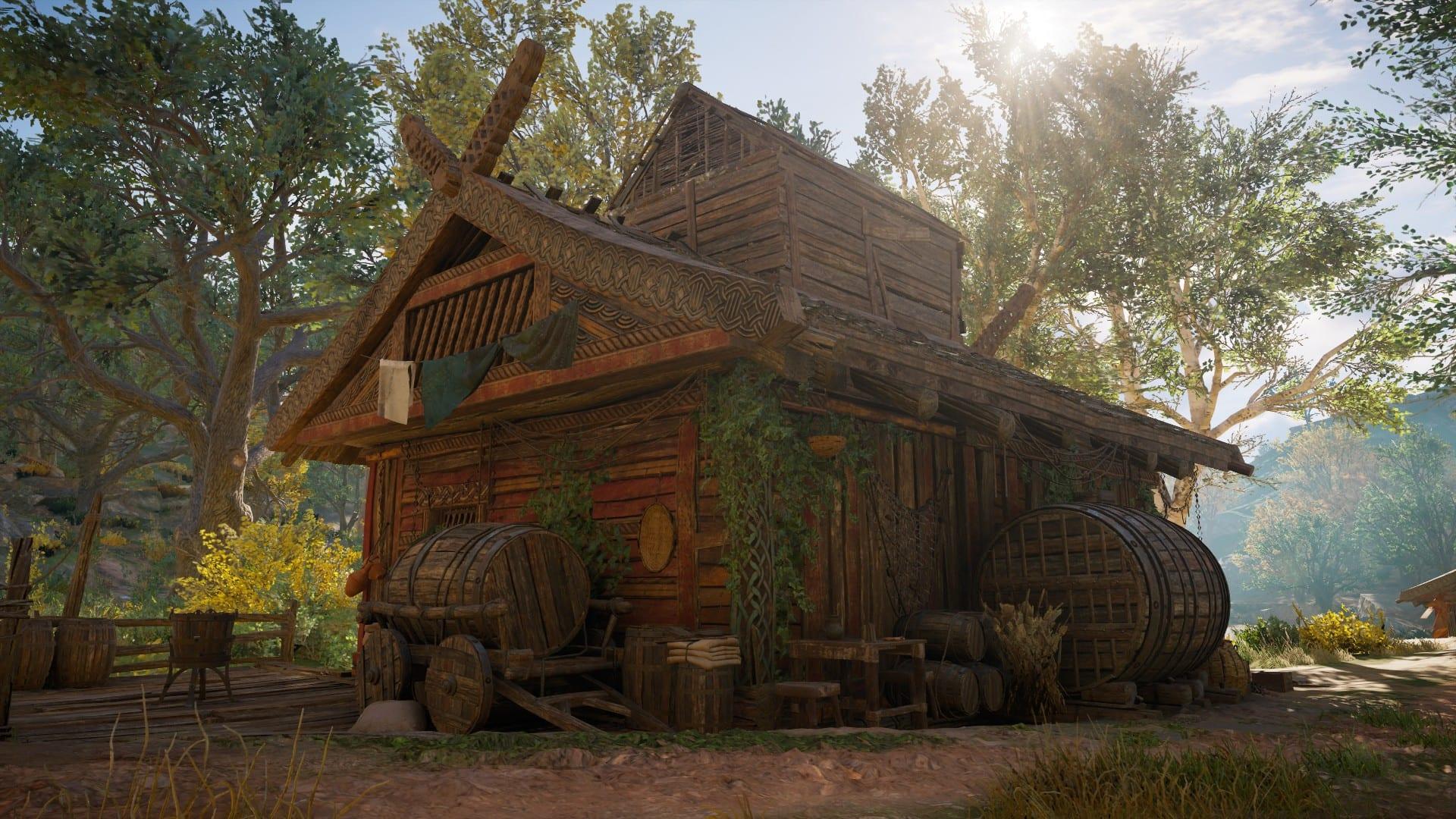 Assassin's Creed Valhalla - Brauerei