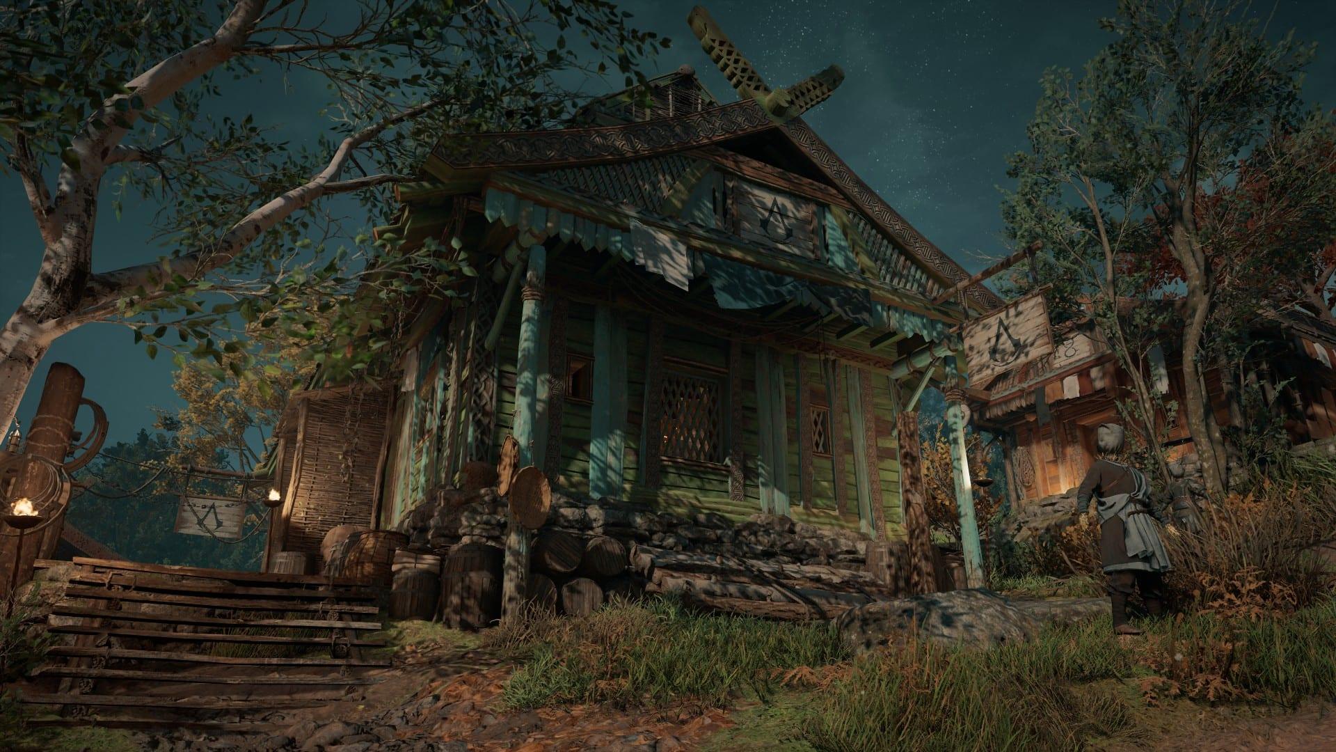 Assassin's Creed Valhalla - Bruderschaftshaus der Verborgenen