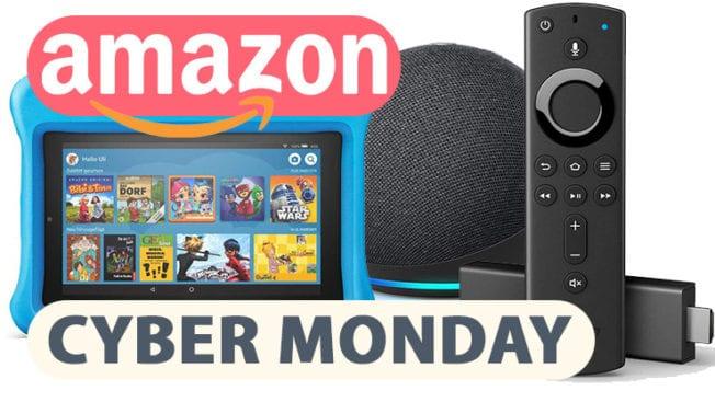 Cyber Monday auf Amazon