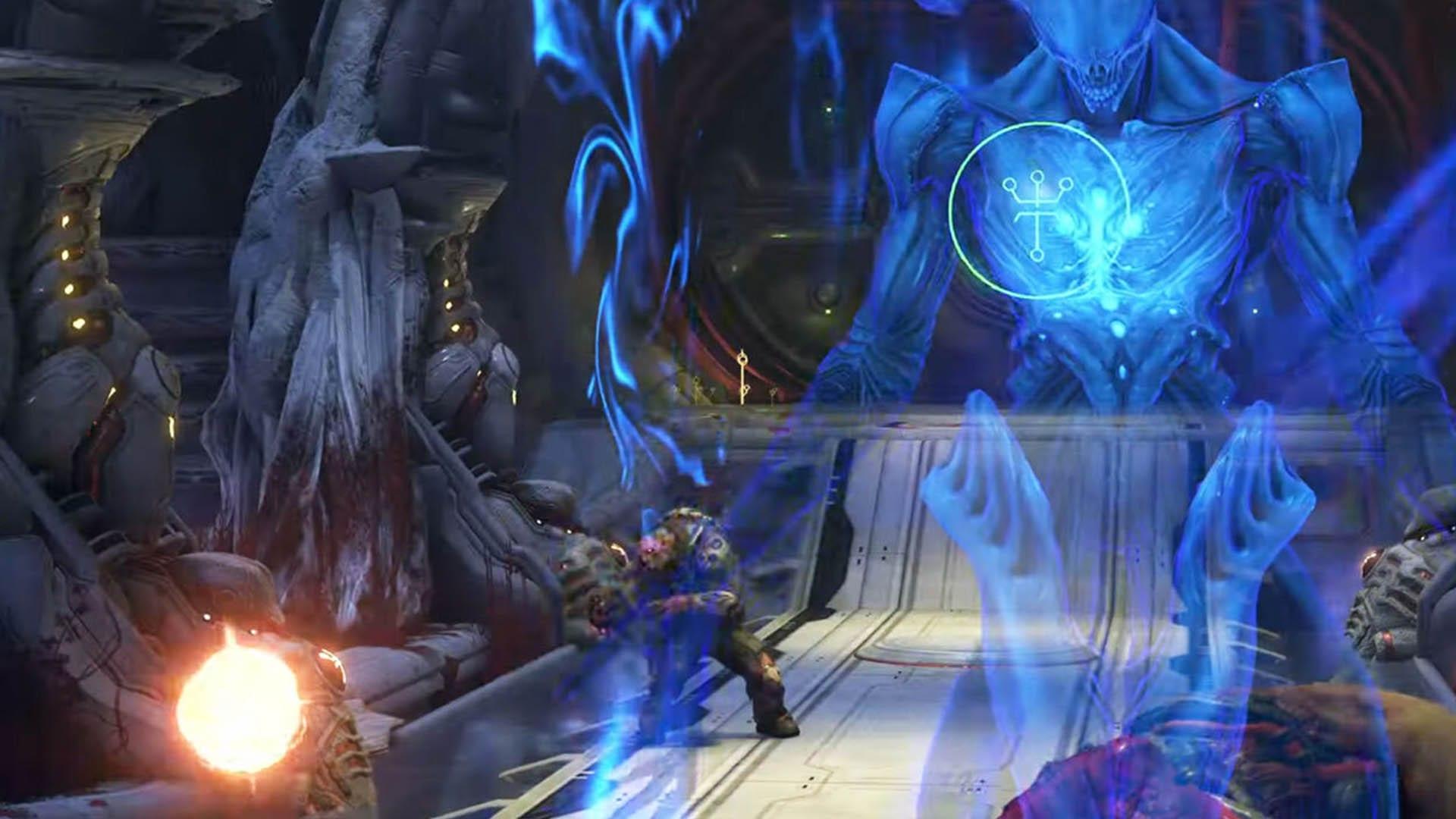 DOOM Eternal - The Ancient Gods Part 1 - Geist Ghost