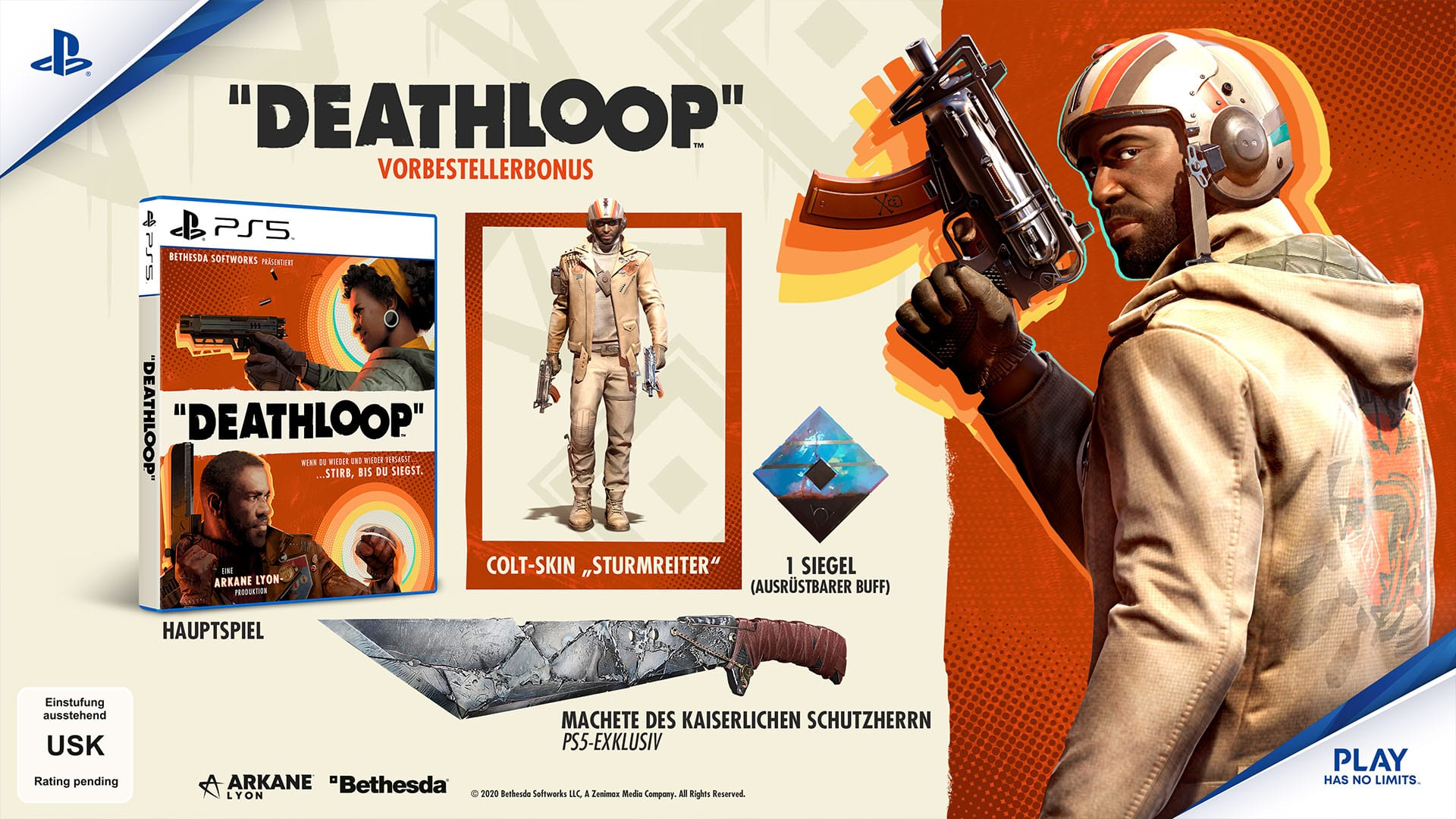 Deathloop Vorbestellen Standard Edition