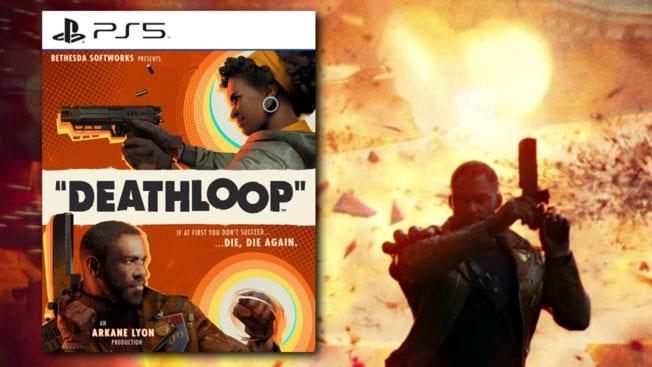 Deathloop vorbestellen PS5 und PC.