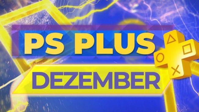 PS Plus Dezember-2020