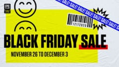 Epic Games Store Black Friday Sale
