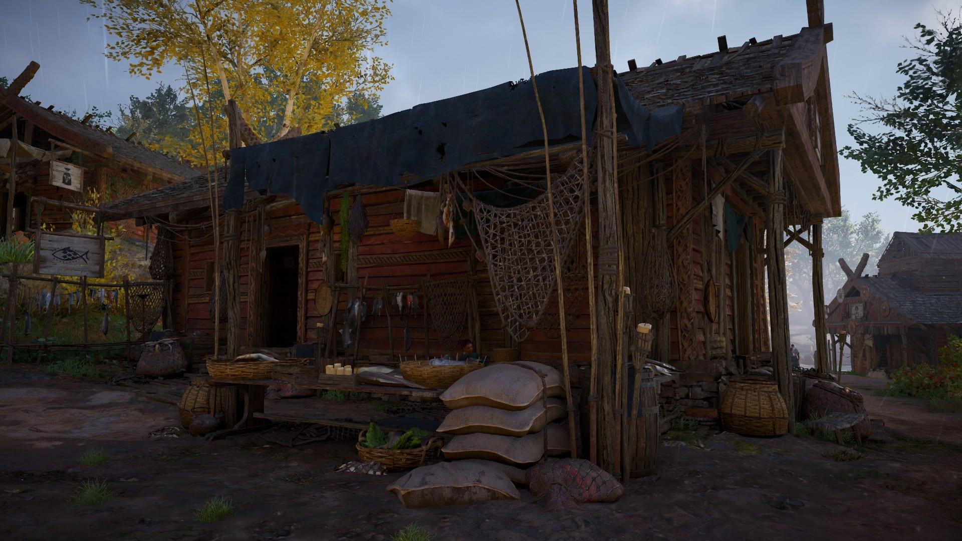 Assassin's Creed Valhalla - Fischerhütte