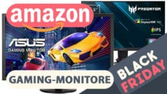 Gaming-Montore auf Amazon