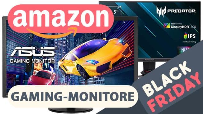 Gaming-Montore auf Amazon