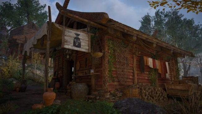 Assassin's Creed Valhalla - Handelsposten