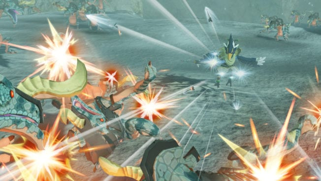 Hyrule Warriors Zeit der Verheerung Revali