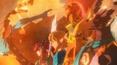 Hyrule Warriors Zeit der Verheerung Legend of Zelda