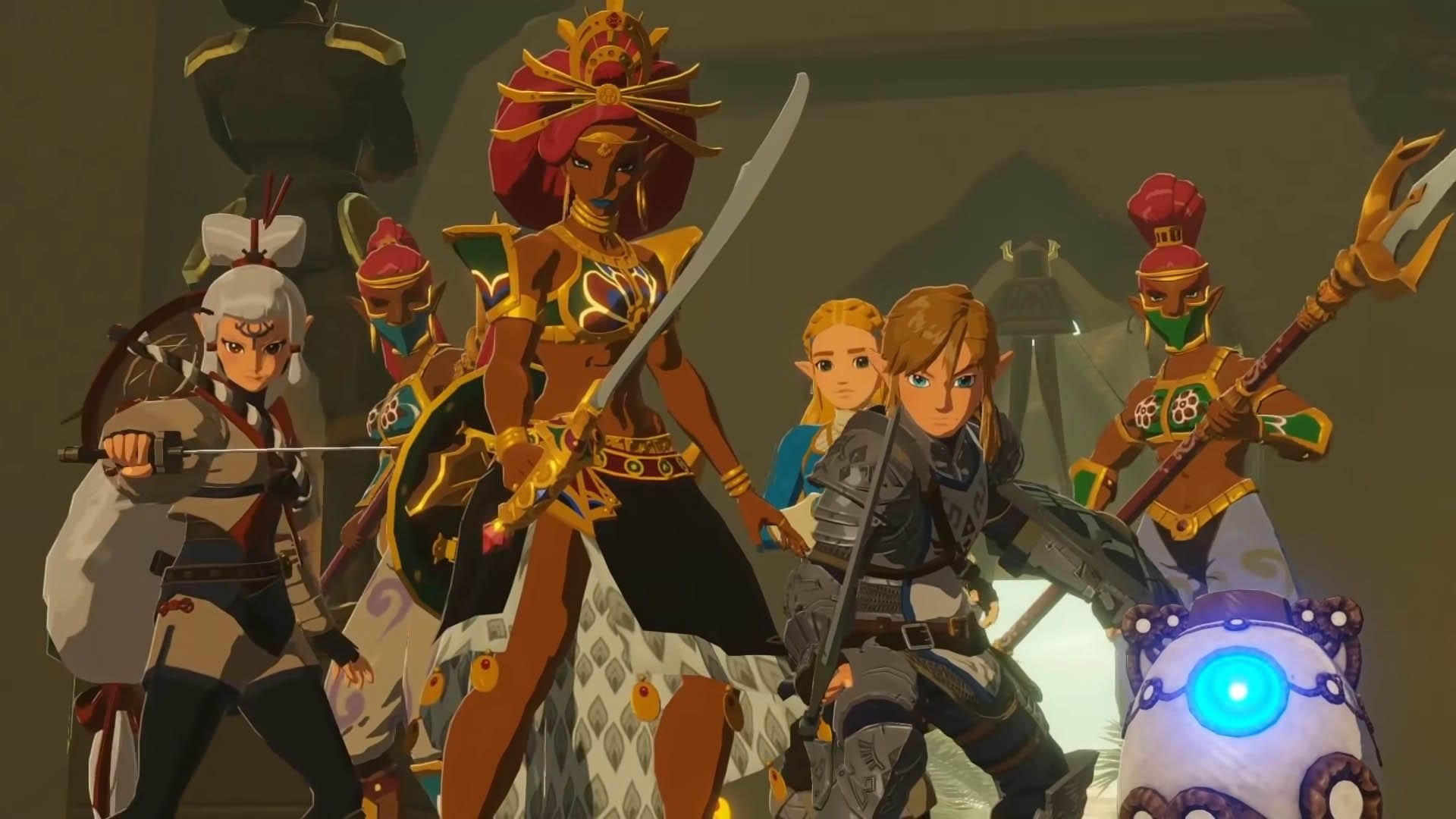 Hyrule Warriors Zeit der Verheerung - Bild 3