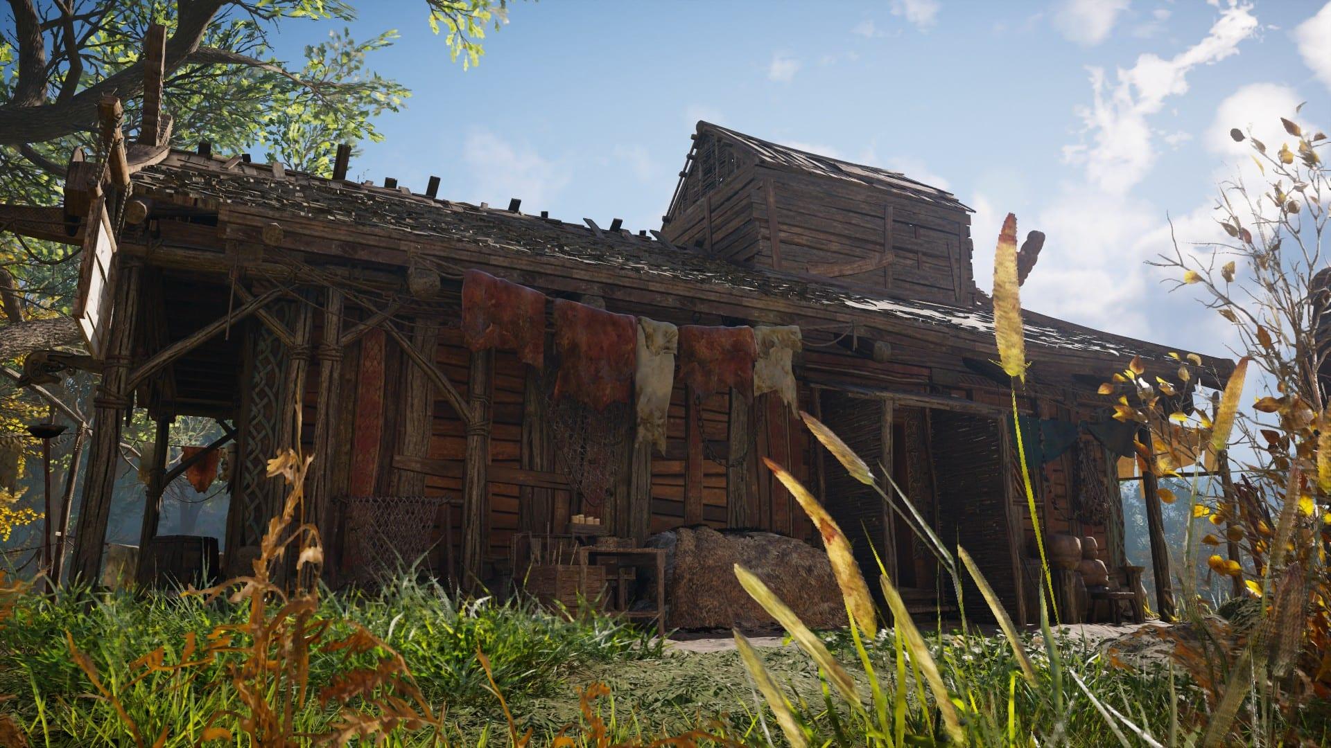 Assassin's Creed Valhalla - Jagdhütte