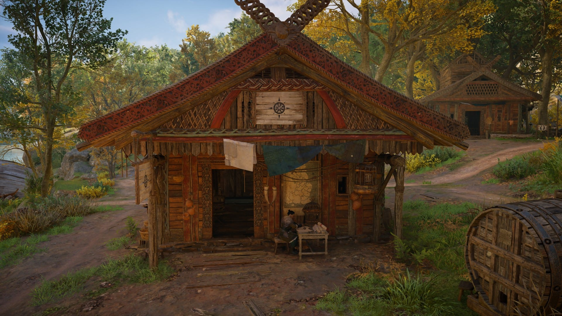 Assassin's Creed Valhalla - Kartenmacher