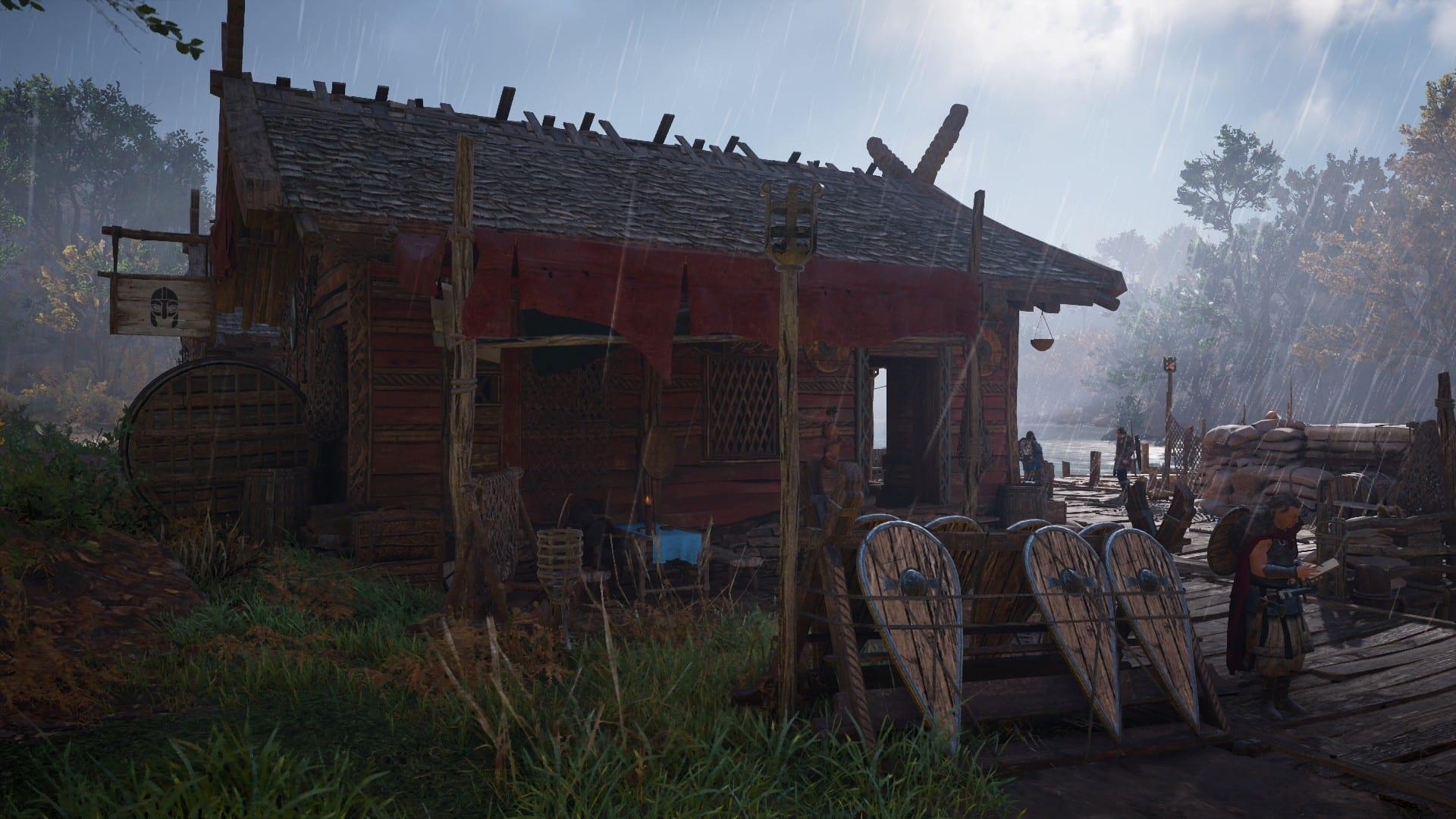 Assassin's Creed Valhalla - Kriegerlager