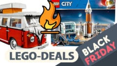 LEGO-Deals im Black Friday