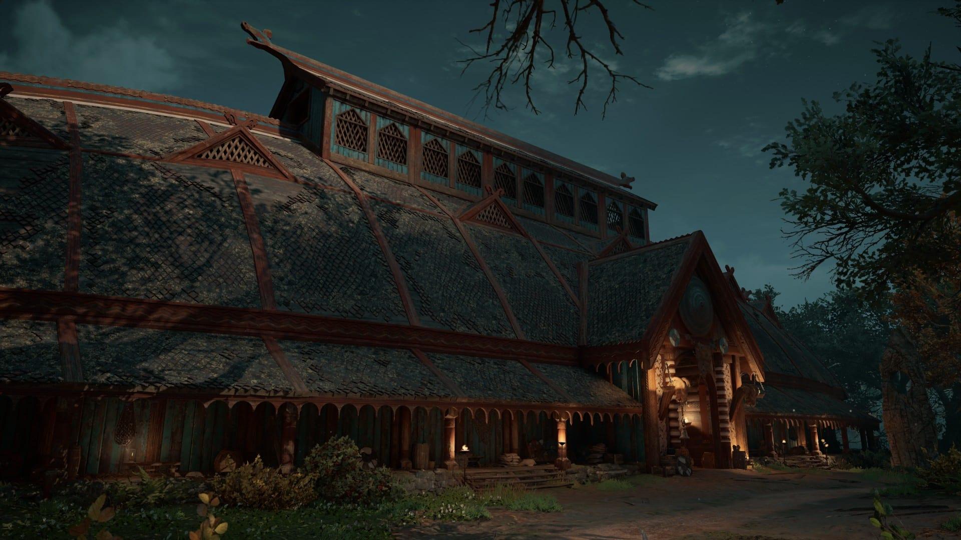 Assassin's Creed Valhalla - Langhaus