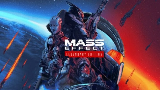 Mass Effect Legendary Edition Remaster