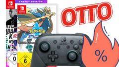 Nintendo Switch-Games günstiger bei Otto