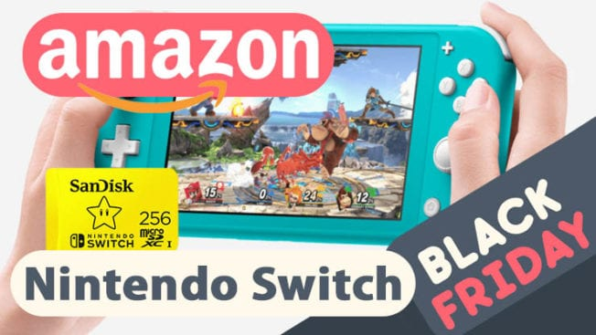 Nintendo Switch im Black Friday