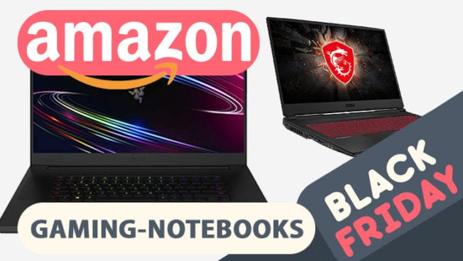 Gaming-Notebooks im Angebot